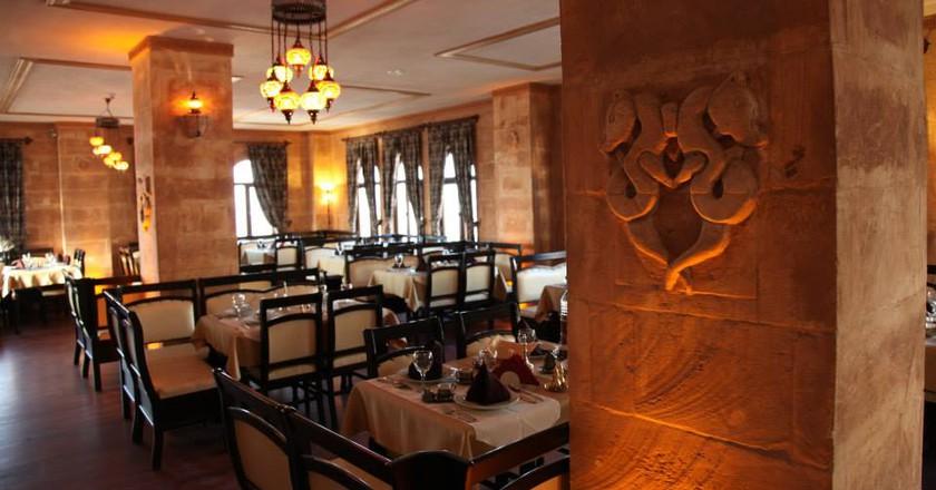 Seyr-i Merdin's beautiful interior   Courtesy of Seyr-i Merdin