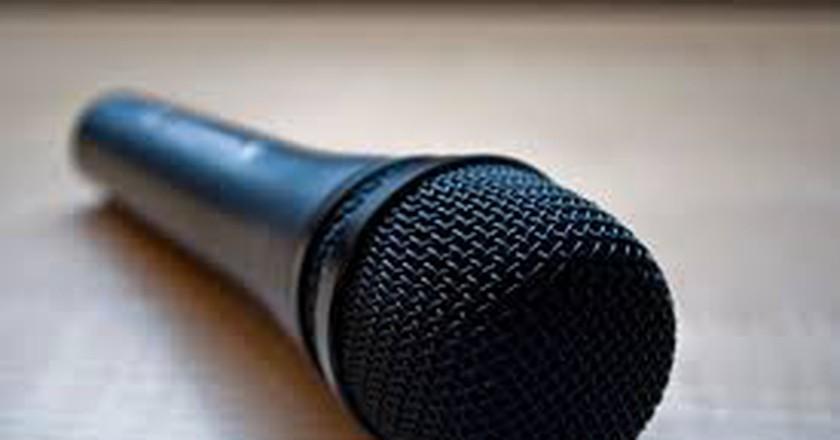 Microphone © Wikipedia