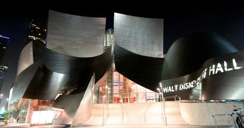Music Center-Walt Disney Hall ©Prayitno / Flickr