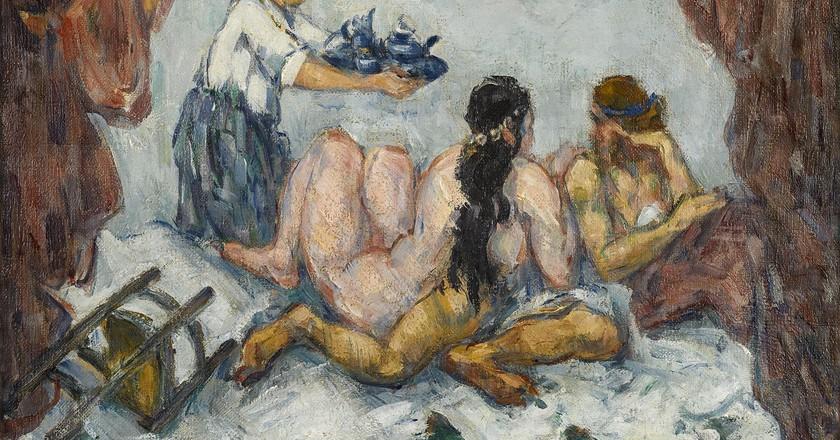 L'Après-Midi à Naples, 1876-1877 | © Paul Cézanne