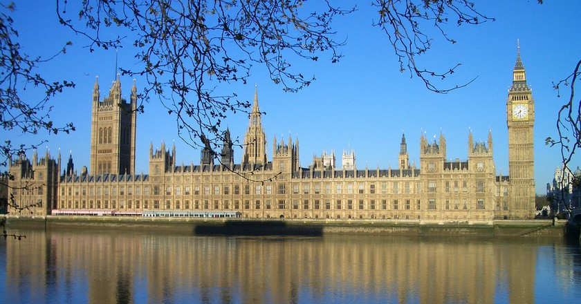Palace of Westminster | © Tony Moorey / Flickr