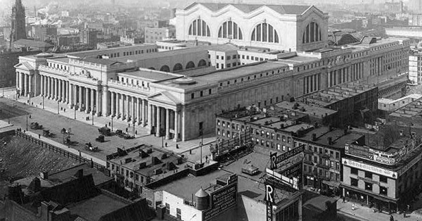 Penn Station3 | © Unknown/WikiCommons