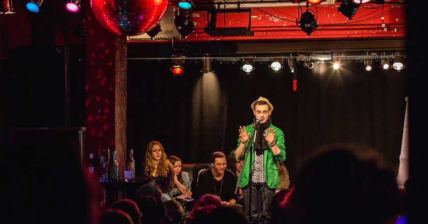 Rediscover Spoken Word With Poetry Slam Barcelona At CCCB