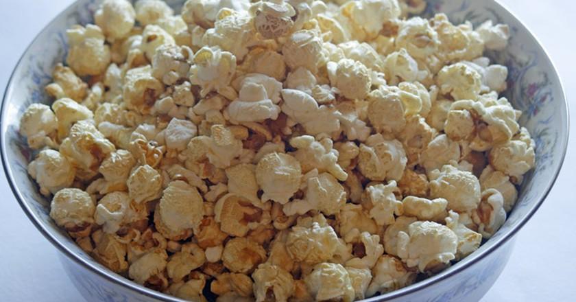 Popcorn © Alan Cleaver