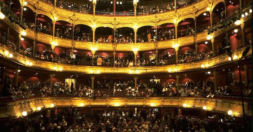 Théâtre du Châtelet | ©Wikipedia Commons