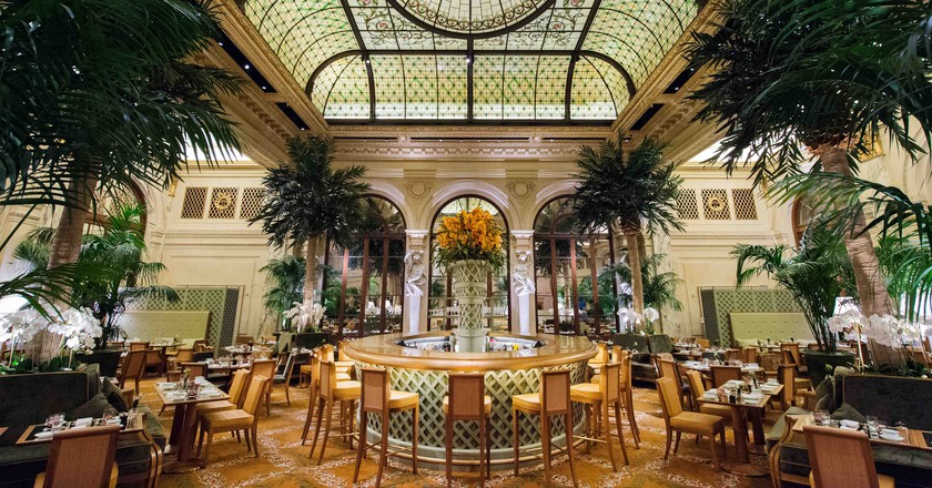 The Palm Court Interior | Image Courtesy of Key Group Worldwide