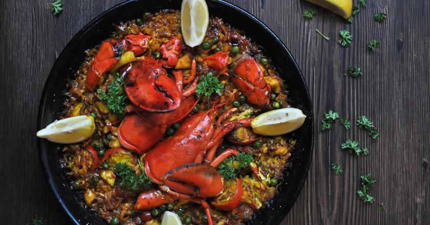 Photo courtesy of Ole Spanish Restaurant and Bar