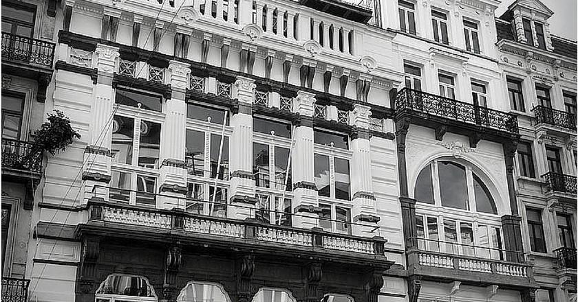 Beursschouwburg, Brussel, België | WikiCommons