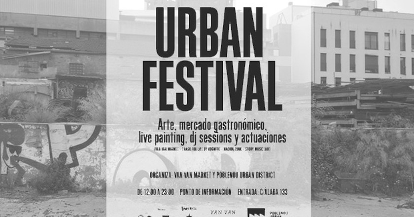Get Your Culture Fix At Poblenou Urban District Open Day