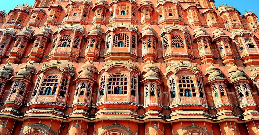 Hawa Mahal| © Manudavb/WikiCommons
