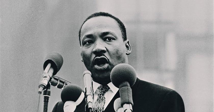 MLK © Wikipedia