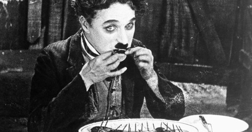 Charlie Chaplin © Doctor Macro/WIkipedia