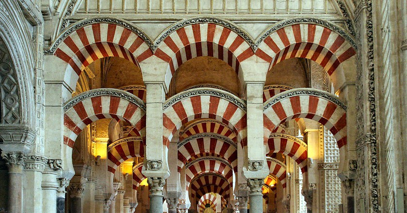 The History Of The Mosque-Cathedral Of Córdoba In 1 Minute