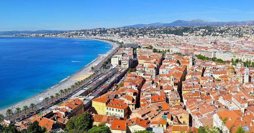 Nice, France   ©Tobi 87/Wikicommons