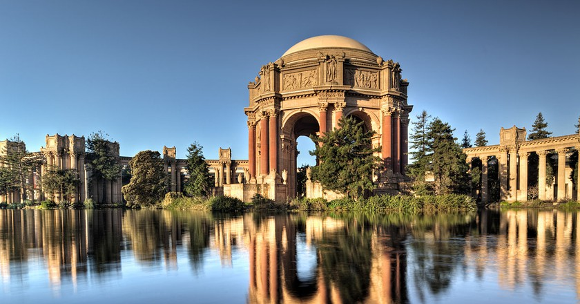 Palace of Fine Arts © Kevin Cole/Wikipedia