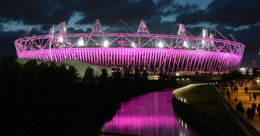 Queen Elizabeth Stadium | © Gerard McGovern / WikiCommons