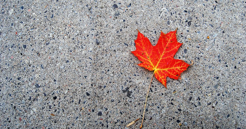 O Canada | © Rick Harris / Flickr