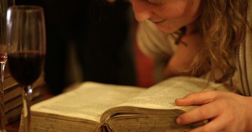 Poetry reading | ©eflon/Flickr