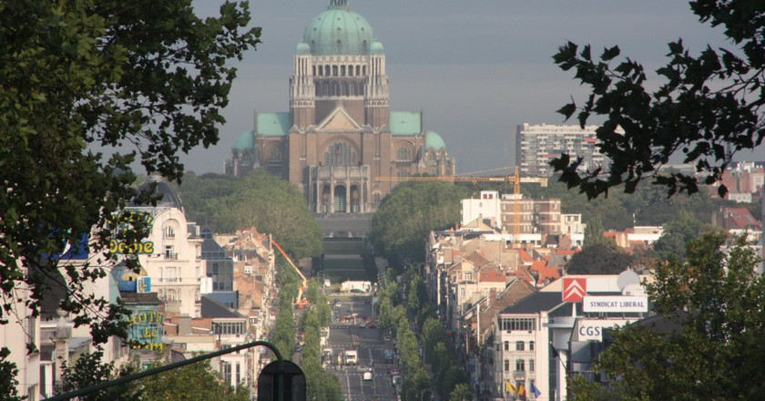 Basilique de Koekelberg | raramuridesign/Flickr