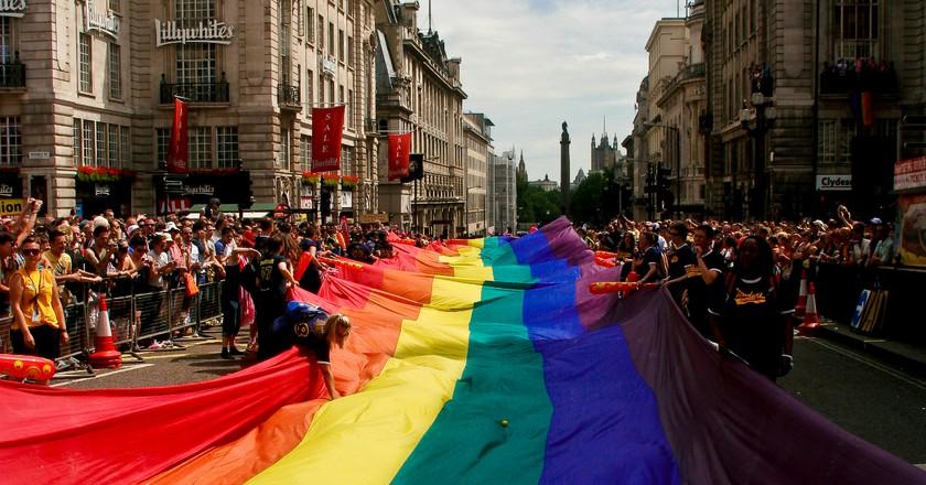 Pride in London 2009 | © Colm Howard-Lloyd/Flickr
