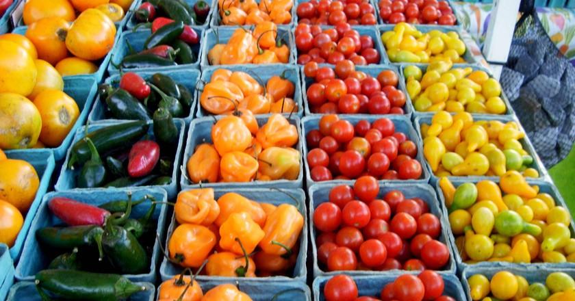 Market   © Tnkntx/Flickr