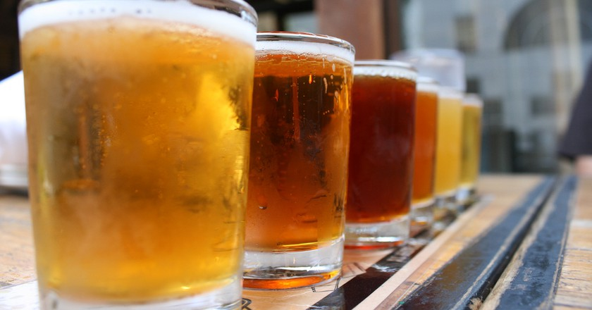 Celebrate Craft Beer By The Beach At Poblenou Beer Festival