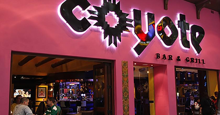 Coyote Restaurant ©Coyote Restaurant
