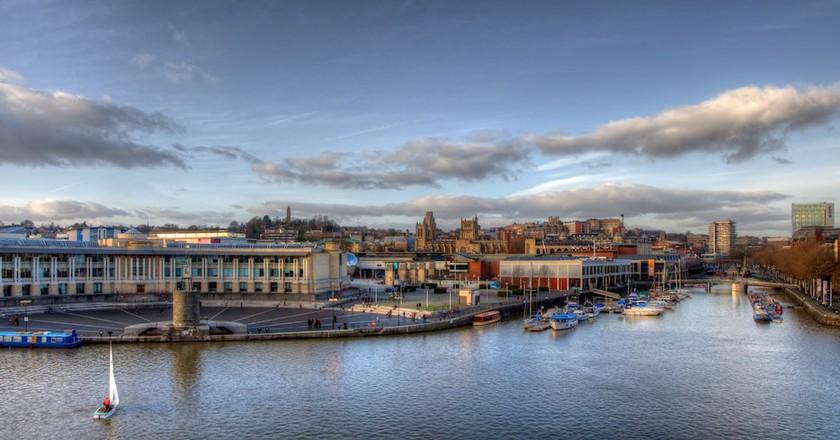 Bristol Harbour | © Alastair Campbell / Flickr