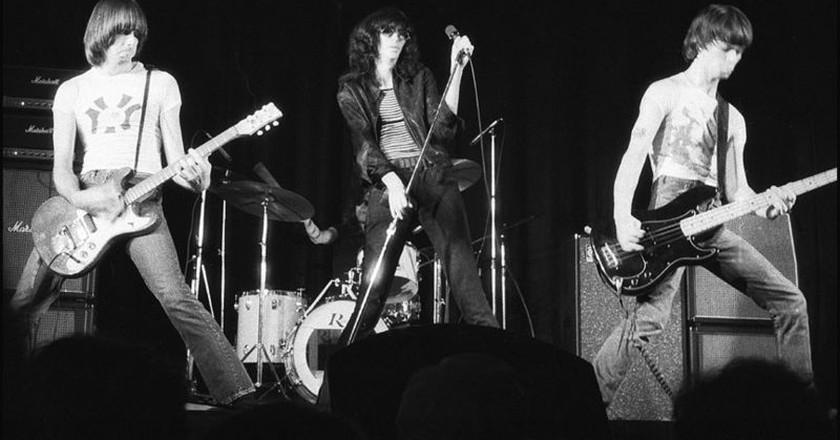Ramones Toronto 1976 | © Plismo/WikiCommons