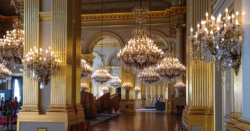 Royal Palace of Brussels |Anna & Michal/Flickr