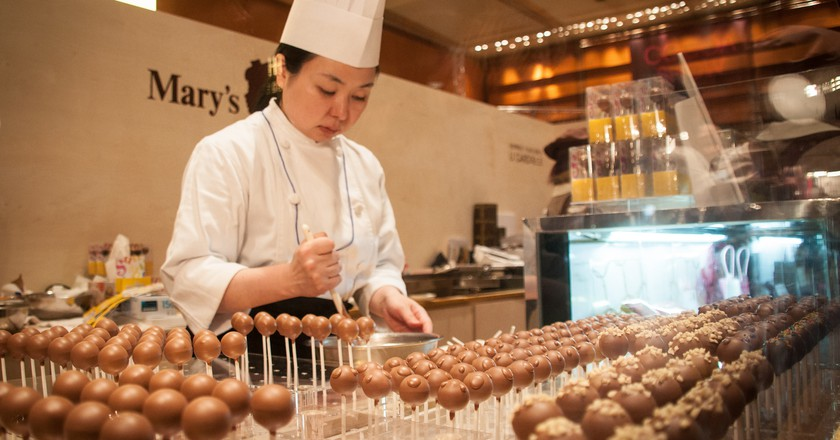 Salon du Chocolat    ©Jordi Sanchez/Flickr