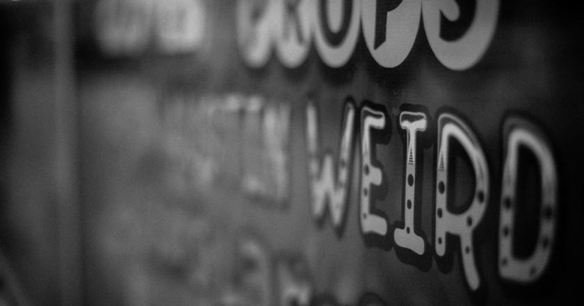 Keep Austin Weird | © Lars Plougmann/Flickr
