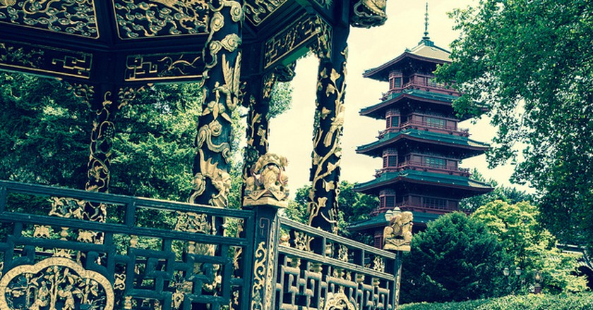 The Japanese Tower & Chinese Pavilion Kiosk |  Jirka Matousek/Flickr
