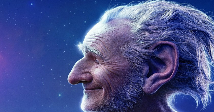 BFG © Walt Disney Pictures