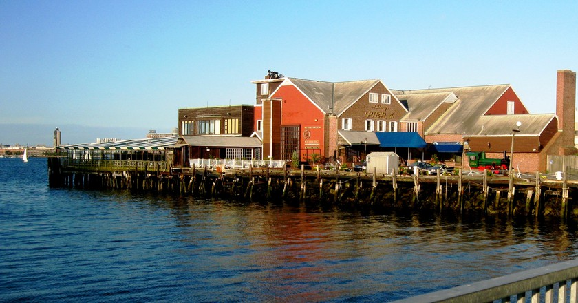 Boston Harbor | © Rachael Elana Photography