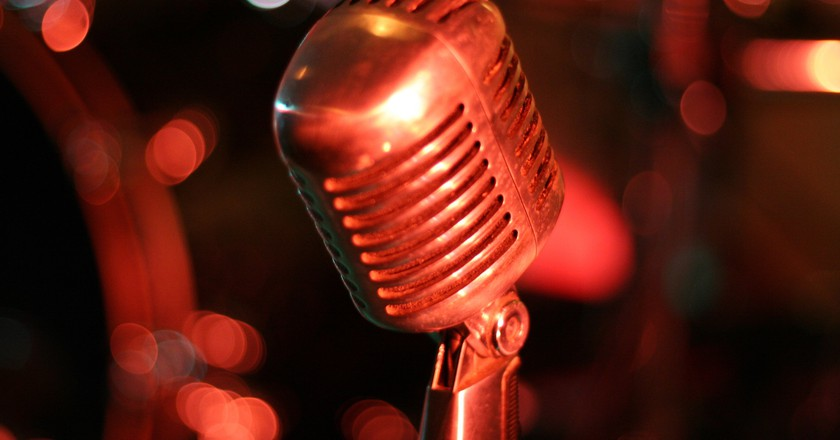 Open Mic | © Ed Schipul/Flickr