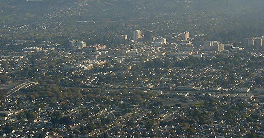 San Mateo Overview | © Michael C. Berch/WikiCommons