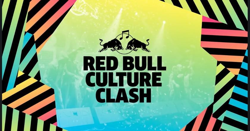 Red Bull Culture Clash   ©Dosed/Vimeo