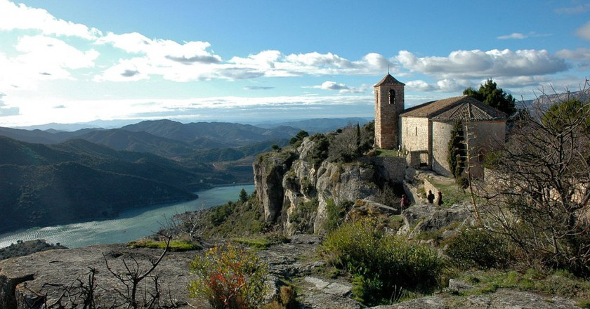 The Most Beautiful Medieval Villages In Catalunya, Spain