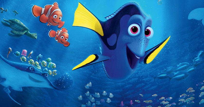 Finding Dory | © Pixar Animation Studios