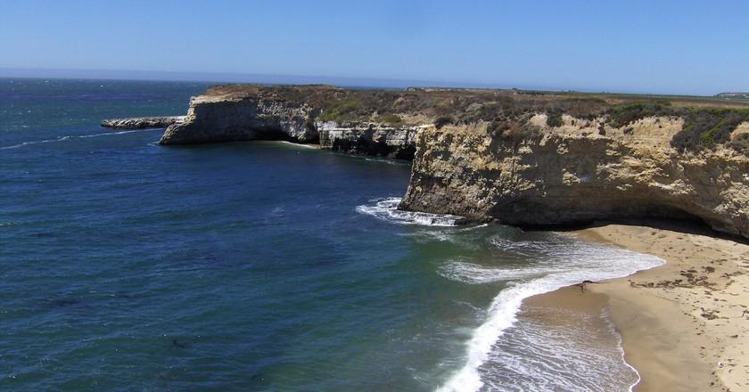 Wilder Ranch State Park Beach | © Grey3k/WikiCommons
