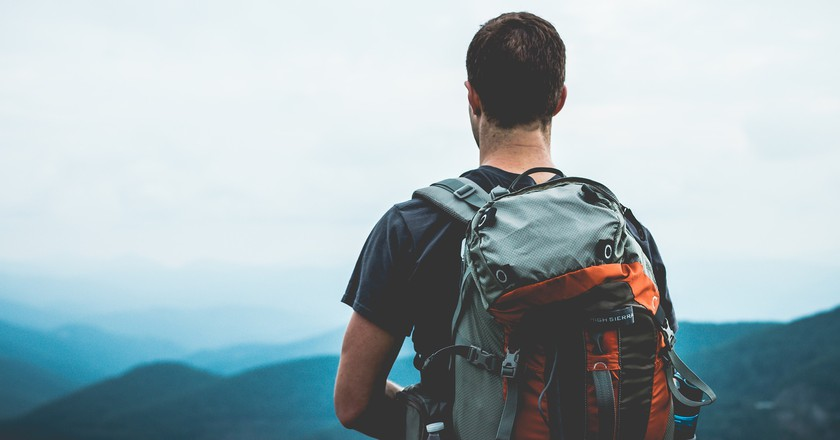Hiker   © Unsplash/Pixabay