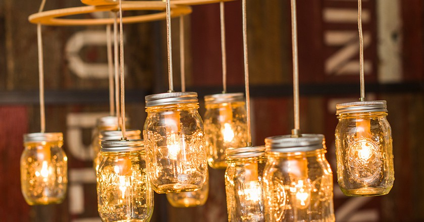 Inventive Lights | Courtesy of The Hintonburg Public House