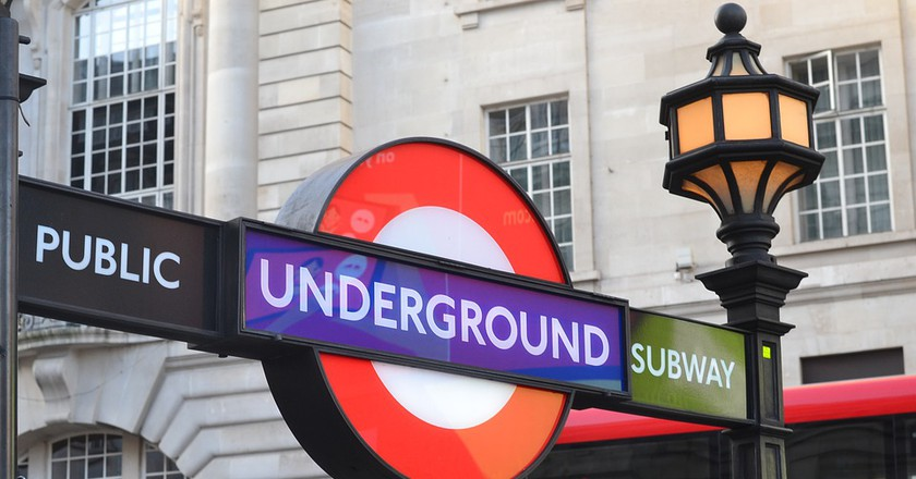 Public underground Subway in Central London | © NadinLisa / Pixabay