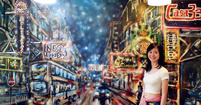 Interview with Hong Kong's Emerging Artist, Elaine Chiu