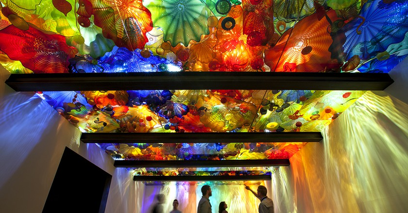 Persian Ceiling, Chihuly | Courtesy of the ROM