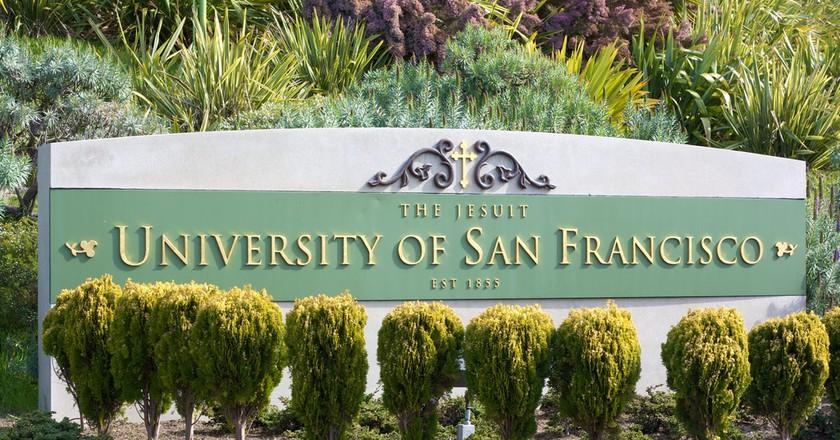 University of San Francisco © Marcin Wichary/Flickr