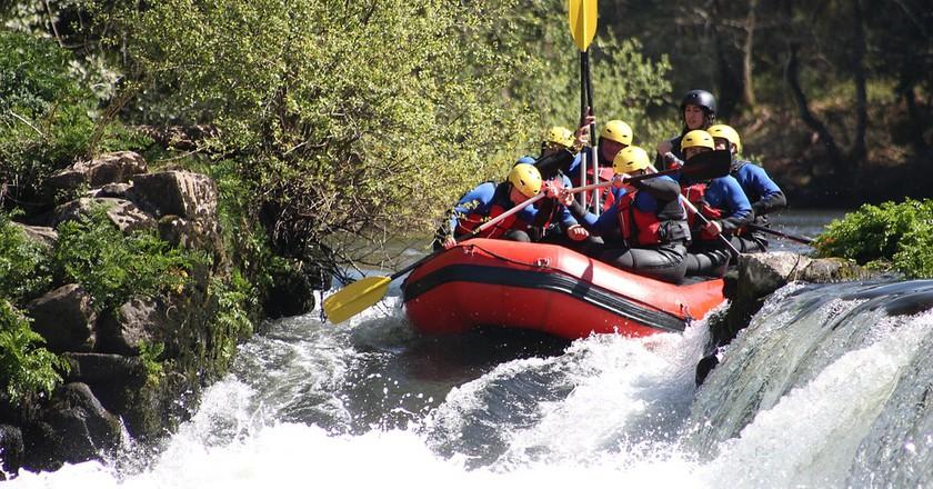 River rafting | © Pixabay