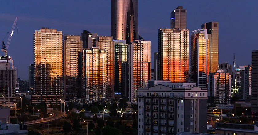 The 10 Tallest Buildings in Australia