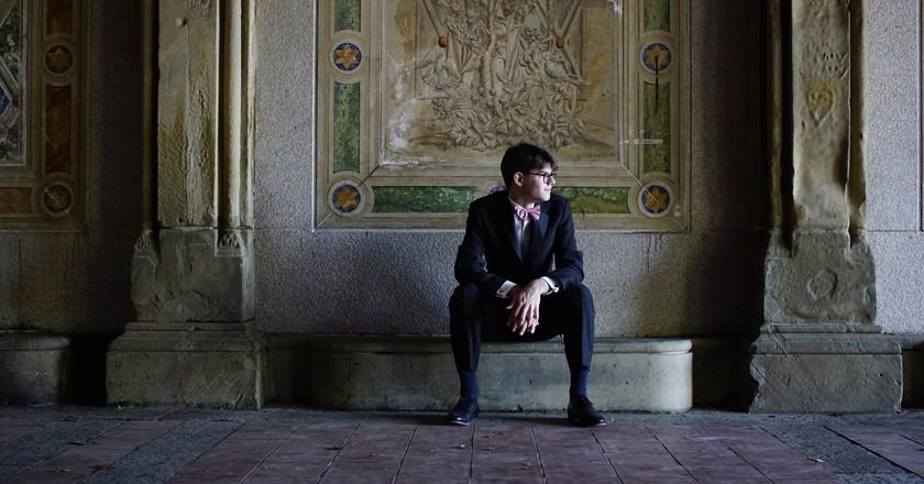 "Thomas Nickell has been named the ""American Mozart"" by Italian critics | Courtesy of Stephen Sullivan"